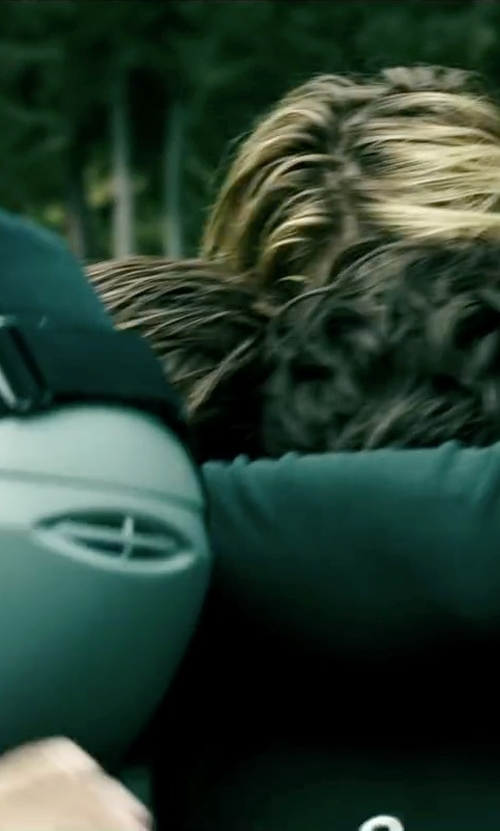 Matias Varela with Cookie Fuel Skydiving Helmet in Point Break