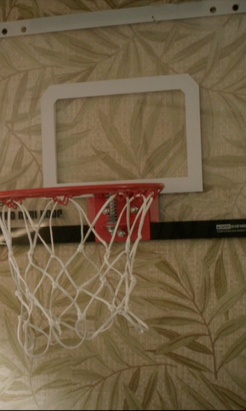 Noah Lomax with SKLZ Pro Mini Basketball Hoop in 99 Homes