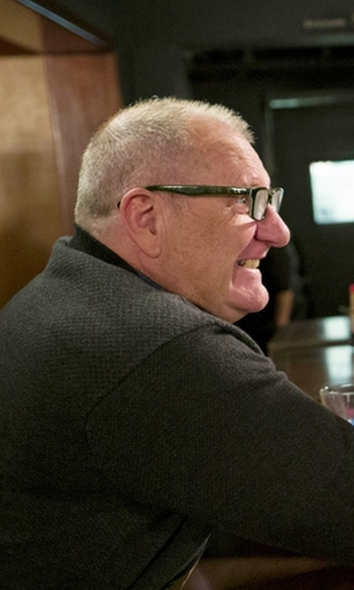 Ed O'Neill with Lilly Pulitzer Linney Tortoise Eyeglasses in Modern Family