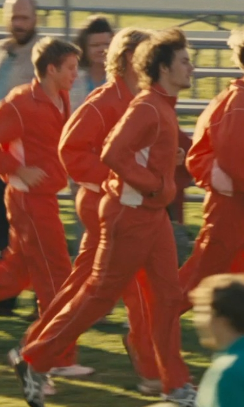 Unknown Actor with Russell Athletic Active Track Jacket in McFarland, USA