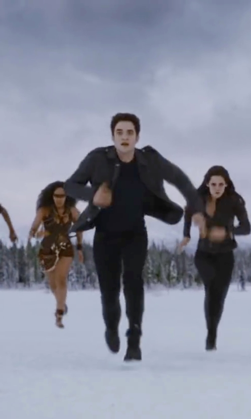 Robert Pattinson with Levi's 559 Relaxed Straight-Fit Jeans in The Twilight Saga: Breaking Dawn - Part 2