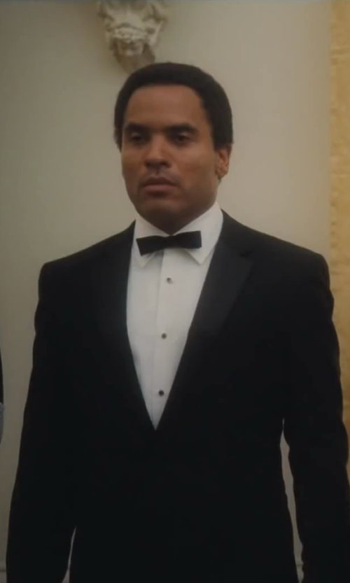 """No Actor with Lanvin """"Ruban"""" Bow Tie in Lee Daniels' The Butler"""
