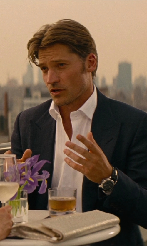 Nikolaj Coster-Waldau with Tom Ford Made to Measure Suit in The Other Woman