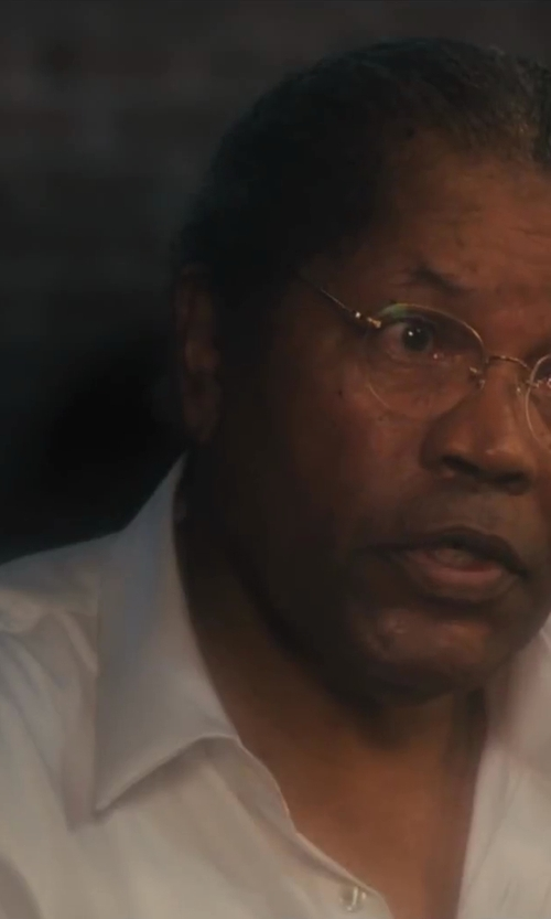 Clarence Williams III with Bespoken Shortpoint Shirt in Lee Daniels' The Butler