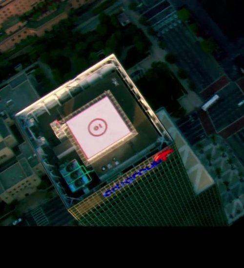 Citigroup Center Los Angeles, California in The Purge: Anarchy