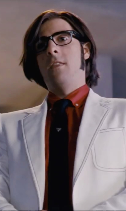 Jason Schwartzman with ASOS Skinny Blazer in Scott Pilgrim Vs. The World
