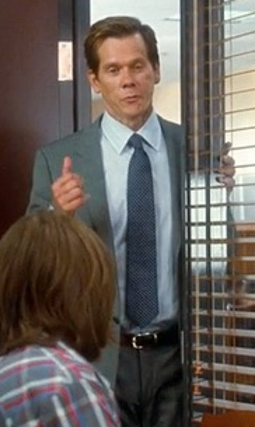 Kevin Bacon with Torino Leather Co. Kipskin Belt in Crazy, Stupid, Love.