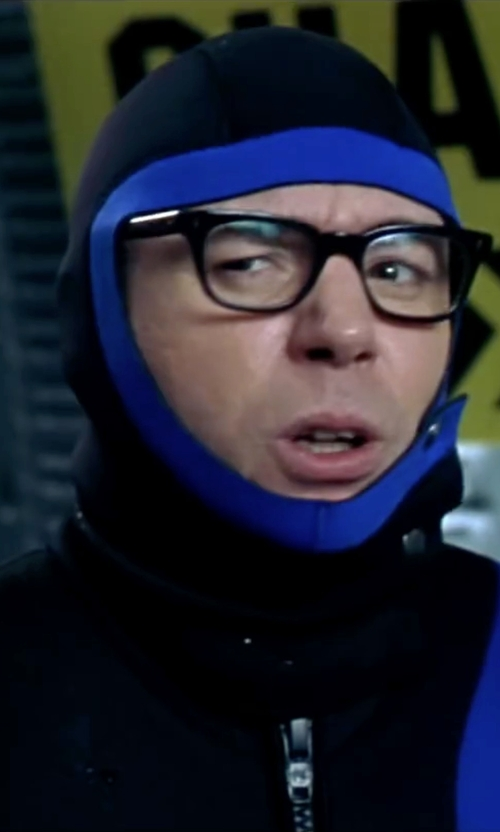 Mike Myers with Aqua Lung Seahood Flex Wetsuit Vented Hood in Austin Powers in Goldmember