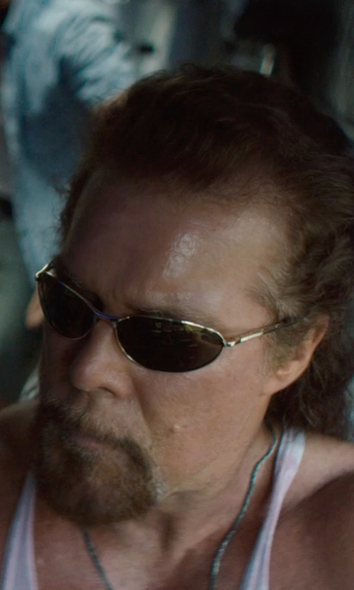 Kevin Nash with Oakley Whisker Sunglasses in Magic Mike XXL
