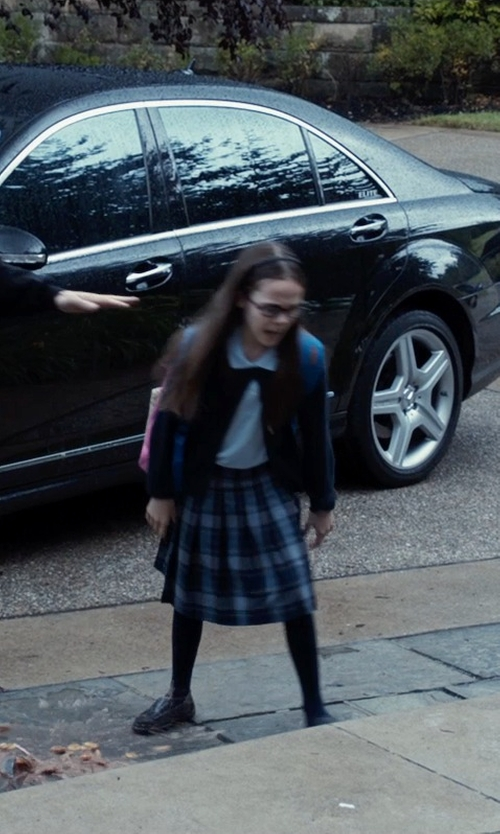Oona Laurence with Primigi Nathan Loafer Shoes in Southpaw