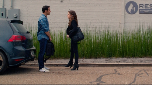 Skylar Astin with Lacoste Men's Misano 23 Fashion Sneaker in Pitch Perfect 2