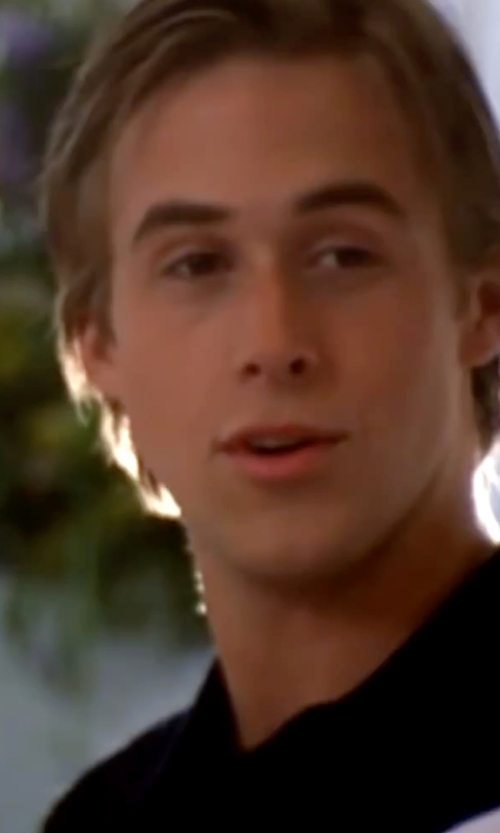 Ryan Gosling with Lacoste   Classic Polo Shirt  in The Notebook