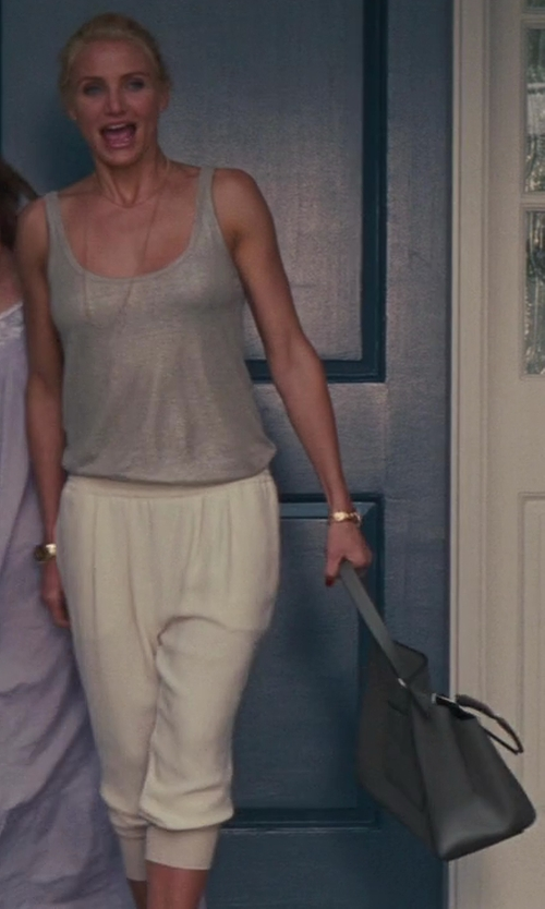 Cameron Diaz with Celine Edge Bag in The Other Woman