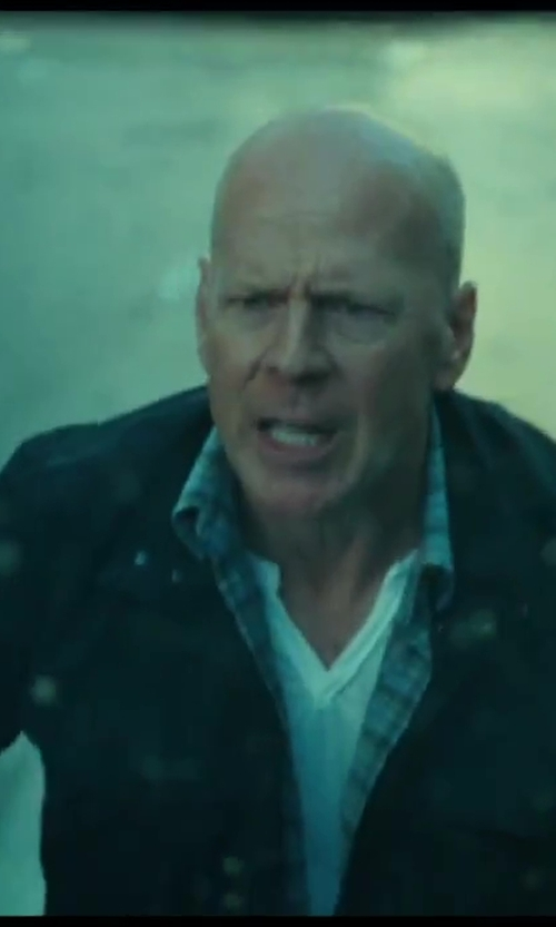 No Actor with Filson Oregon Trail Jacket in A Good Day to Die Hard
