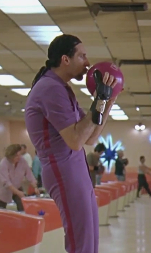 John Turturro with Storm Gizmo Wrist Support Glove in The Big Lebowski