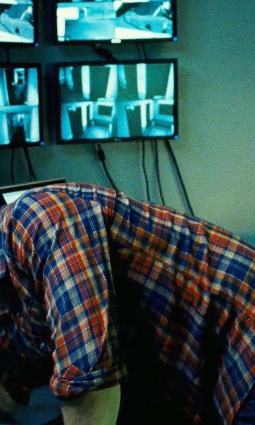 Ryan Reynolds with J Brand Kane Slim Straight Jeans in Safe House
