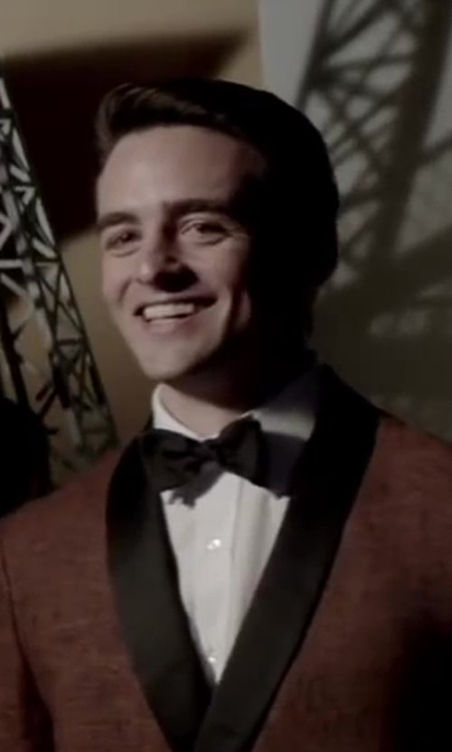 Vincent Piazza with ALTEA Bow tie in Jersey Boys