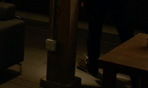 Keegan-Michael Key with Kenneth Cole Green Suede Chukka Boots in Pitch Perfect 2