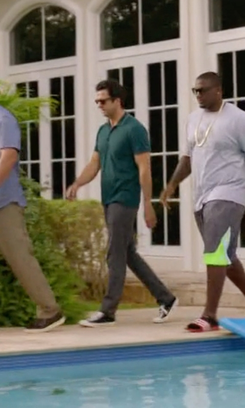 Troy Garity with Converse Chuck Taylor High Street Ox Casual Sneakers in Ballers