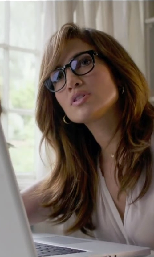 Jennifer Lopez with Tom Ford Optical Glasses in The Boy Next Door