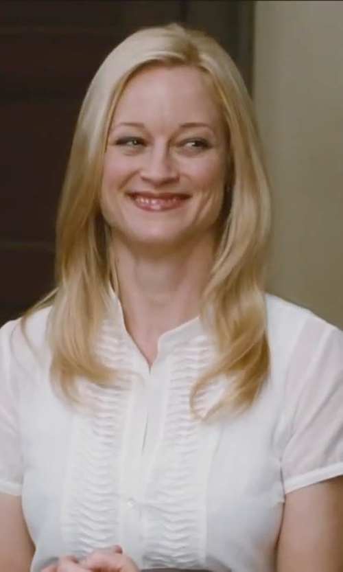 Teri Polo with O'2nd Robin Patched Shirt with Camisole in Little Fockers