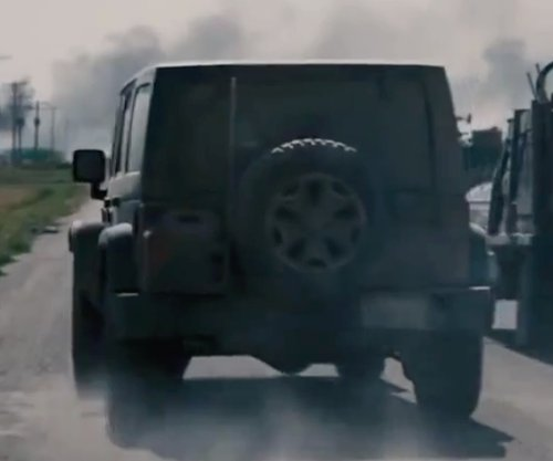Jeep Wrangler in Interstellar