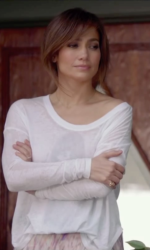 Jennifer Lopez with Lara Melchior Diamond/Yellow Gold Ring in The Boy Next Door