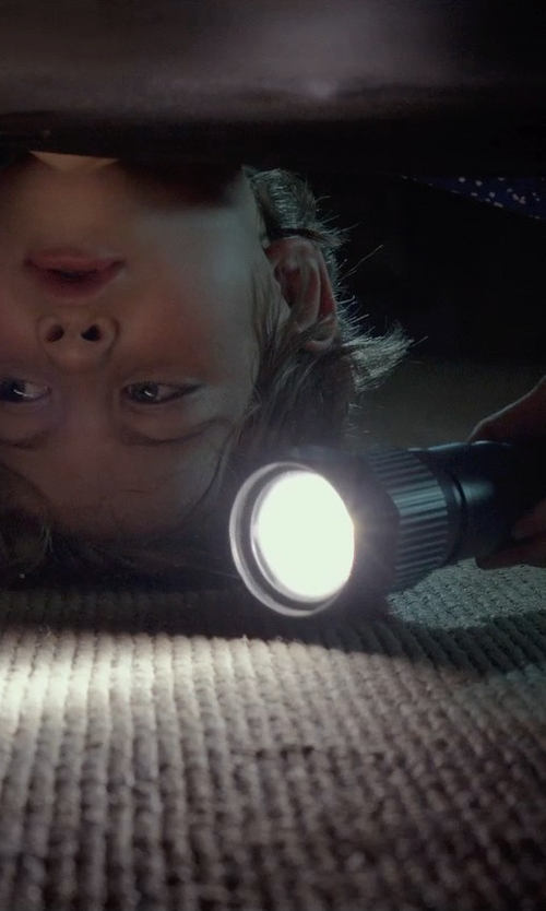 Jacob Tremblay with LED Wholesalers LED Ultraviolet Flashlight in Before I Wake