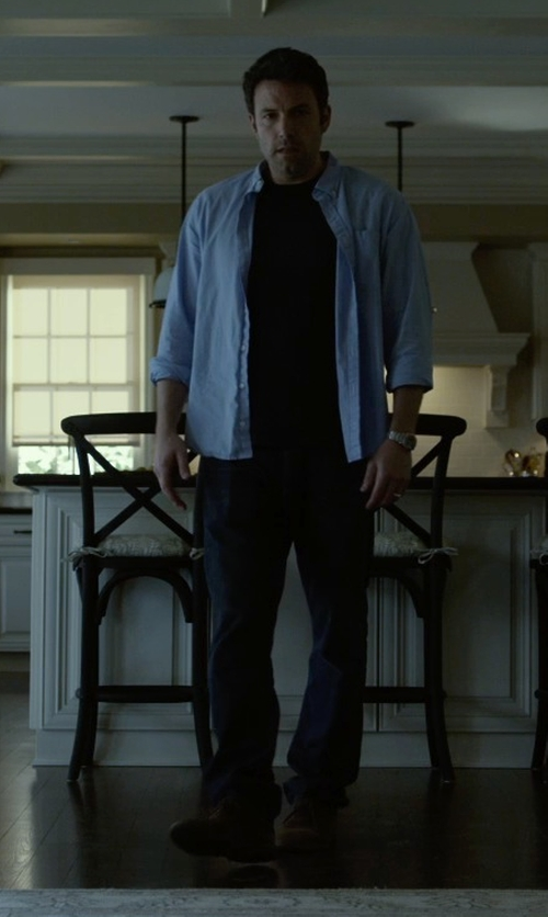 Ben Affleck with Blundstone BL584 Boots in Gone Girl