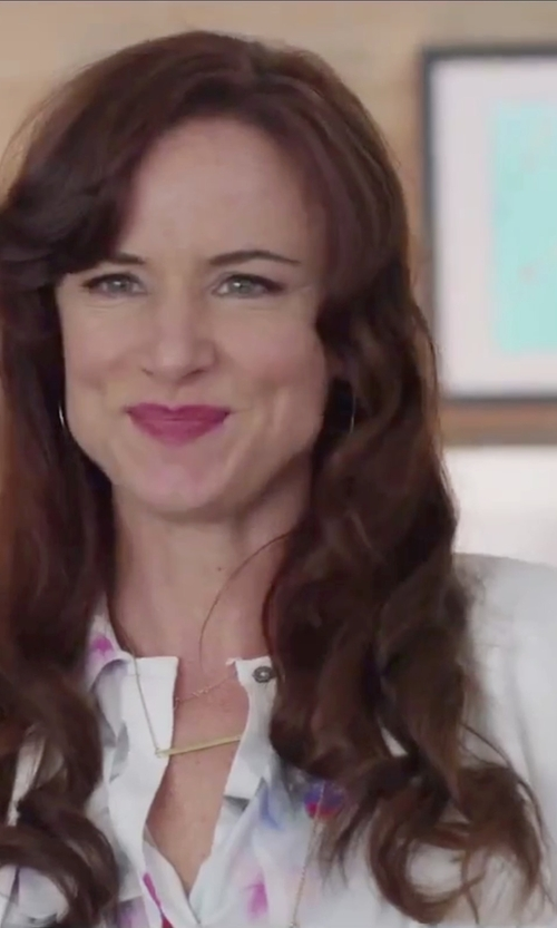 Juliette Lewis with Rag & Bone 'Natalie' Blazer in Jem and the Holograms