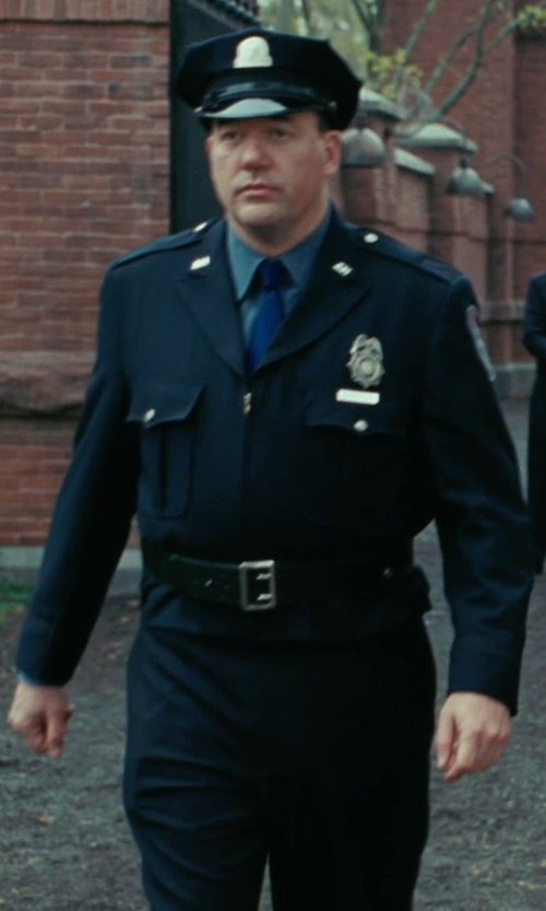 John Carroll Lynch with Aliexpress Security Uniform Guard Uniform in Shutter Island