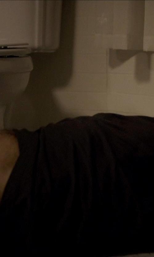 Ryan Reynolds with La Perla 'Elegance' Jersey Lounge Pants in Self/Less