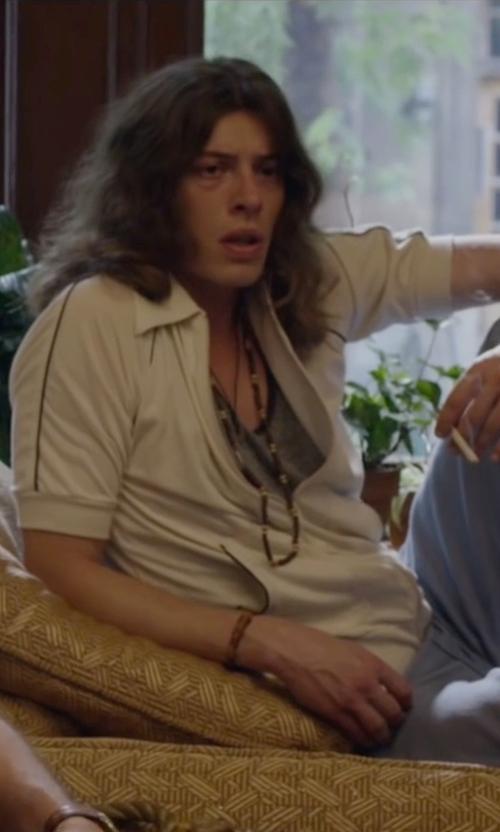 Benedict Samuel with Kinetix St. Tropez Tank Top in The Walk