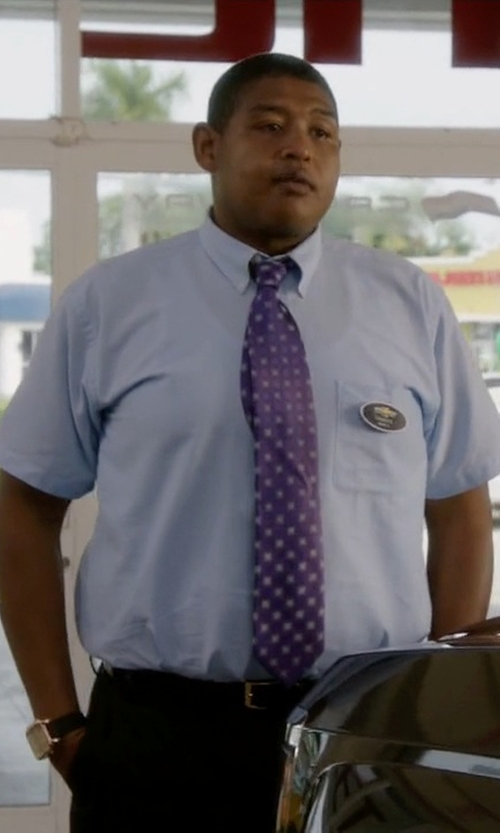 Omar Benson Miller with Will Leather Goods Tumbler Leather Belt in Ballers