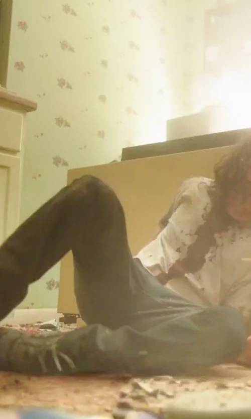 Jesse Eisenberg with Adidas Lo Casual Sneakers in American Ultra