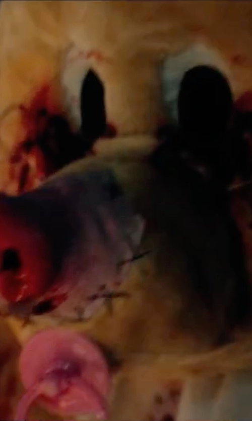 Unknown Actor with Kooplus Adult Pig Mascot Costume in The Purge: Election Year