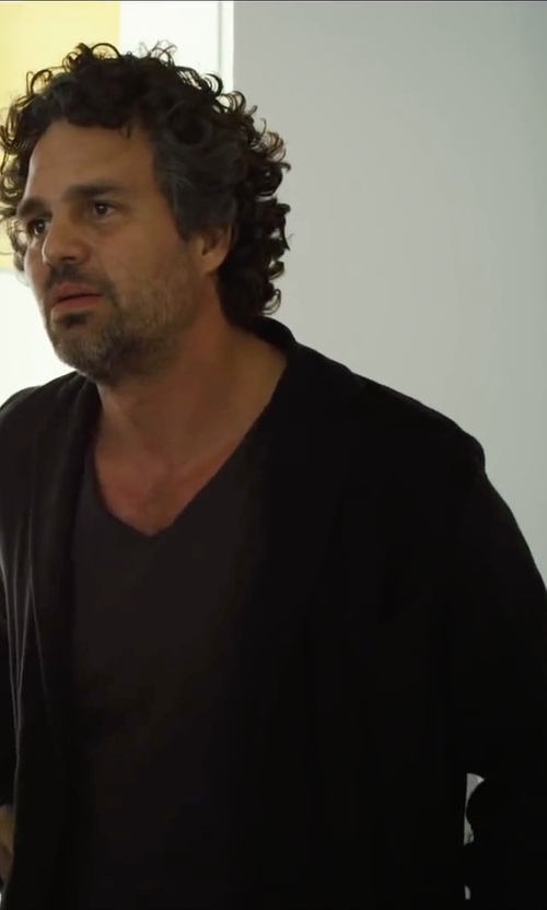 Mark Ruffalo with Billy Reid Carson Jacket in Begin Again