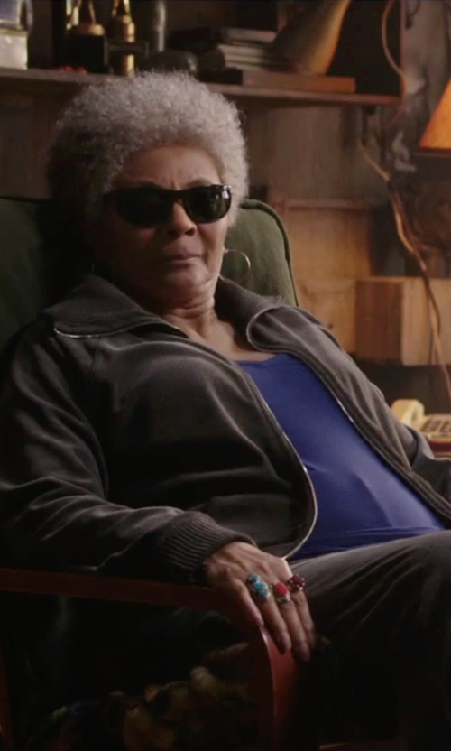 Leslie Uggams with Jules Smith Paloma Ring in Deadpool