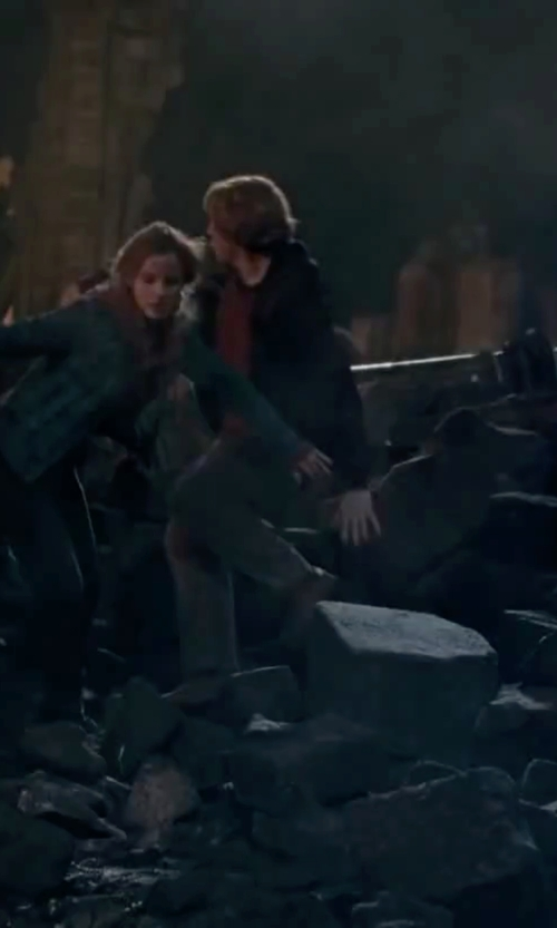 Rupert Grint with AG Graduate Coyote Sud Jeans in Harry Potter and the Deathly Hallows: Part 2