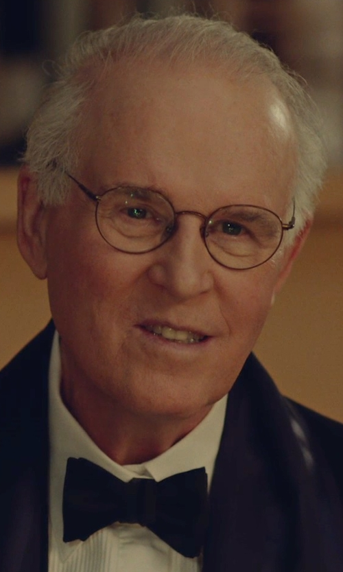 Charles Grodin with J.Lindeberg Solid Velvet Bow-Tie in While We're Young