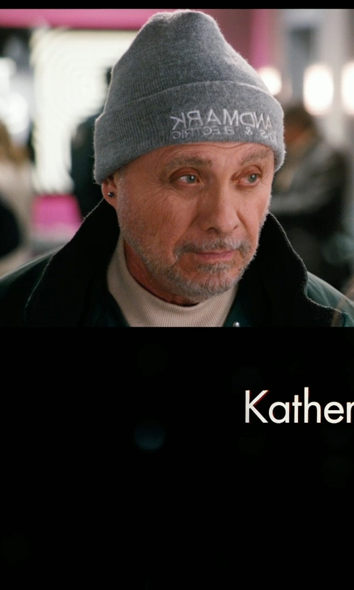 Hector Elizondo with Brixton Hoover Beanie in New Year's Eve