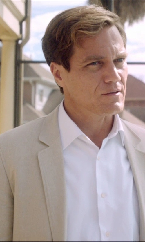 Michael Shannon with Tommy Bahama 'La Jolla' Blazer in 99 Homes