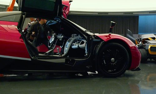 Pagani Huayra in Transformers: Age of Extinction