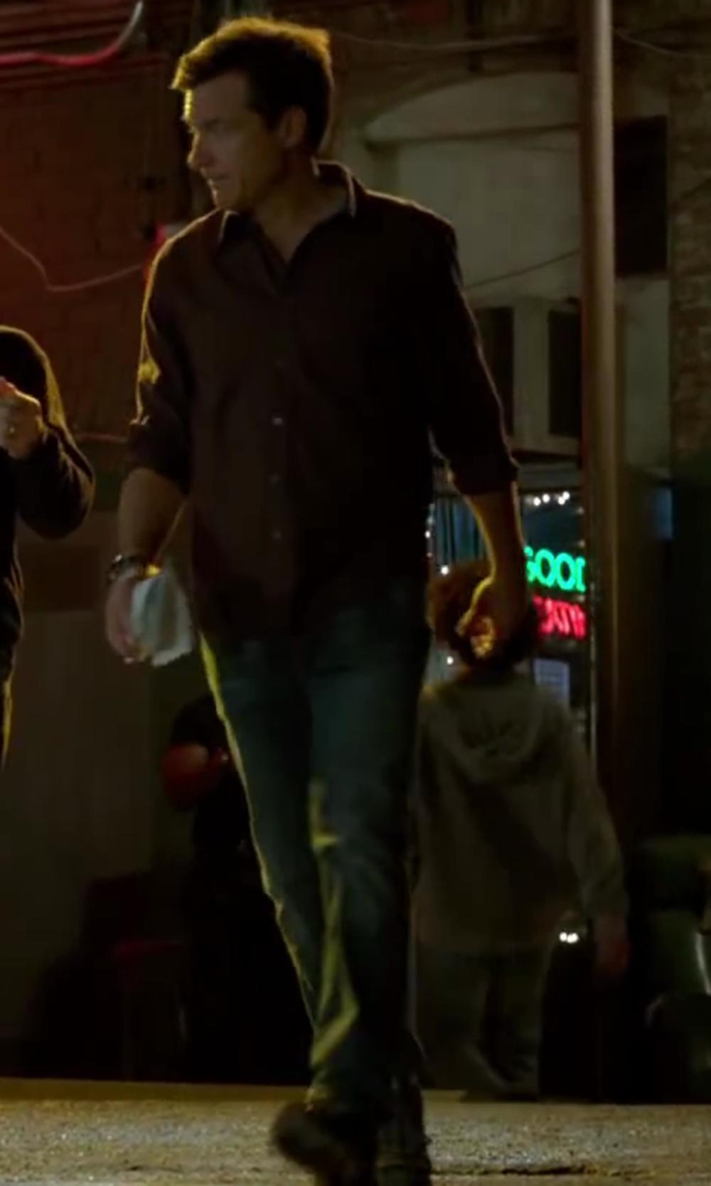 Jason Bateman with Paul Smith Jeans Rabbit Sneakers in Horrible Bosses 2