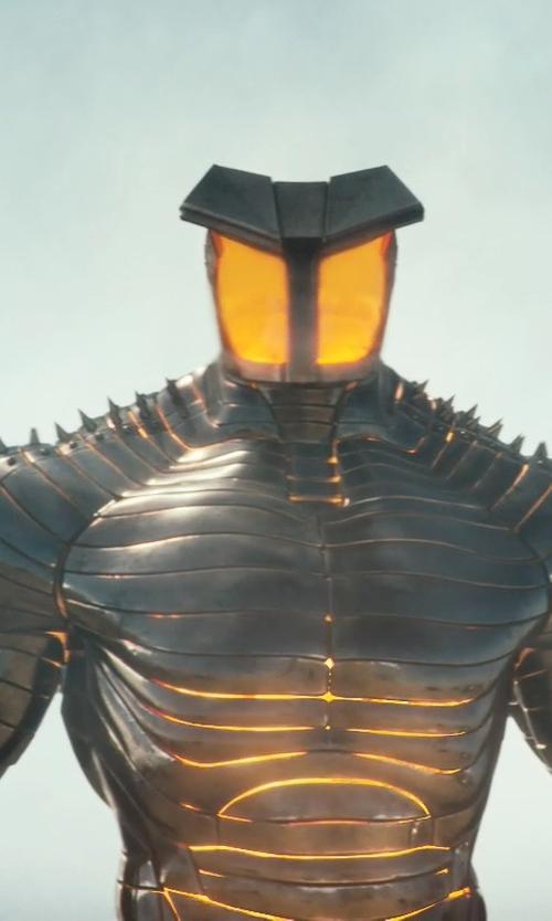 No Actor with Craig Shoji (Concept Artist) The Destroyer in Thor
