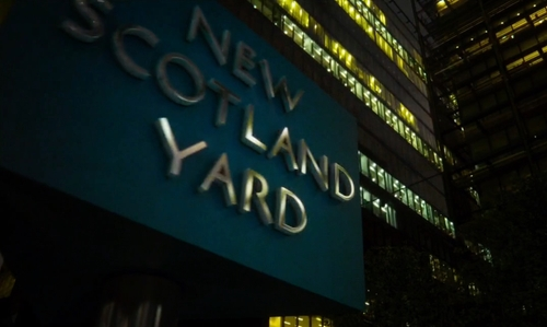 No Actor with New Scotland Yard Broadway, United Kingdom in Guilt
