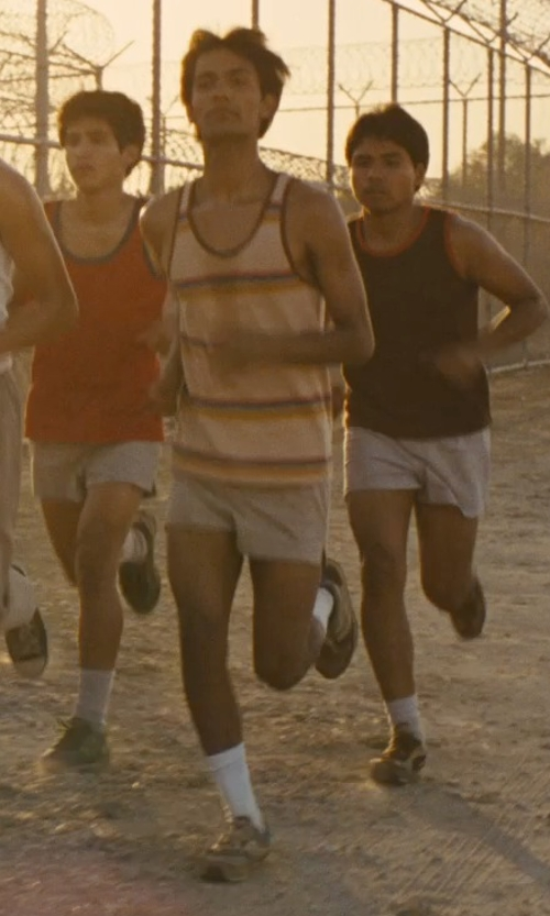 Michael Aguero with Saucony Men's Cohesion TR8 Running Shoes in McFarland, USA
