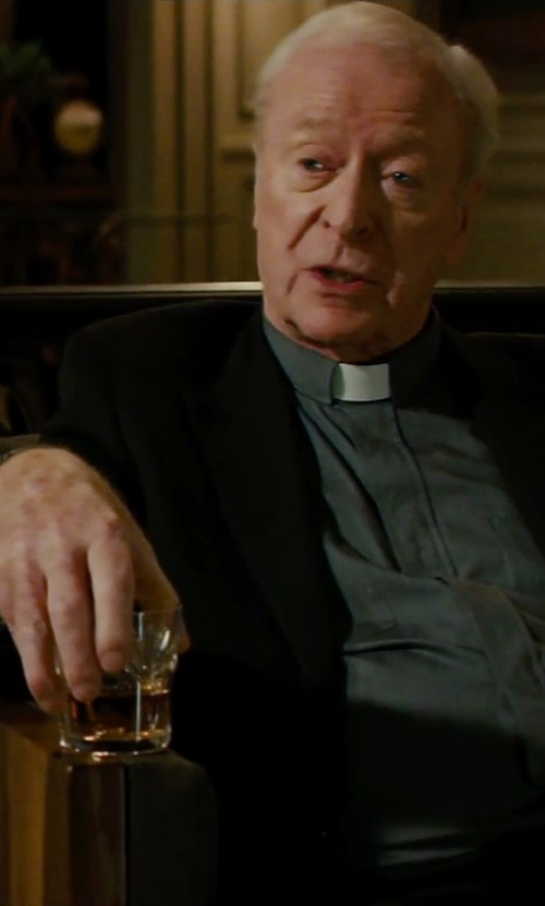 Michael Caine with Libbey Everest Rocks Glass in The Last Witch Hunter