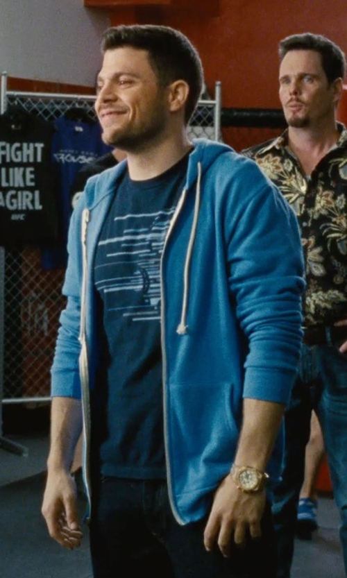 Jerry Ferrara with M. Grifoni Denim Casual Pants in Entourage