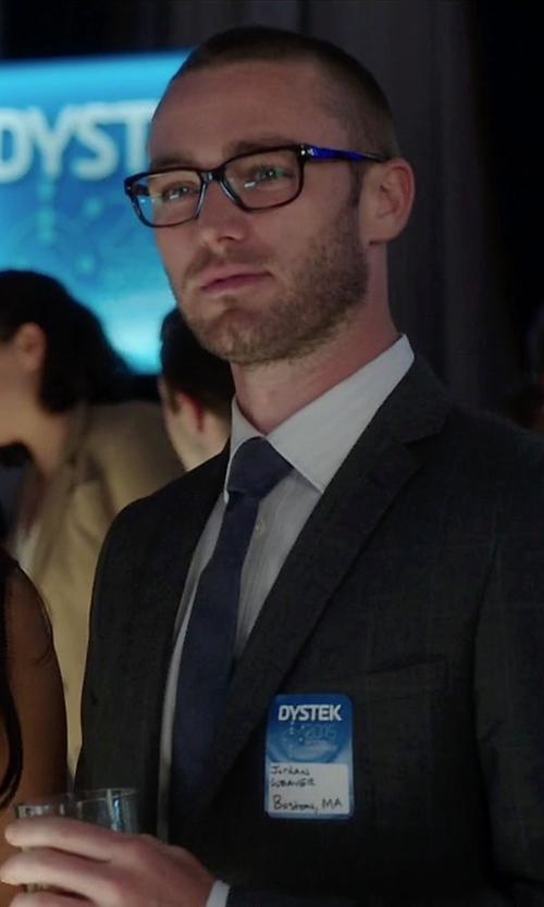 Jake McLaughlin with Persol PO3012V Eyeglasses in Quantico